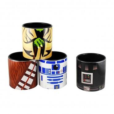 Star Wars Set de Mugs de 11 onz