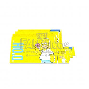 Individuales Simpson
